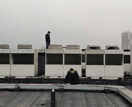 商场中央空调维修