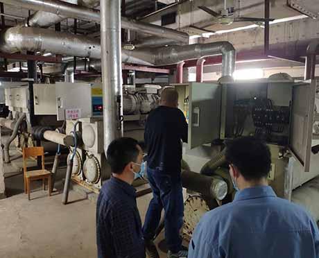 工厂空调维修