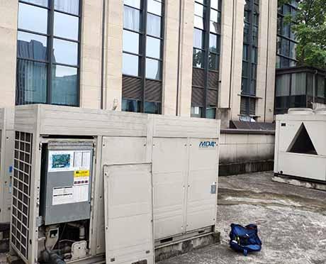 办公楼中央空调维修
