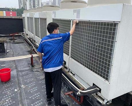 实验室空调维修